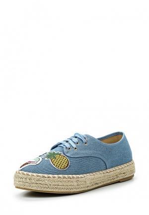 Ботинки Sergio Todzi. Цвет: голубой