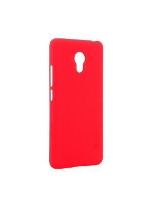 Чехол M3s mini BackCover red Nillkin. Цвет: красный
