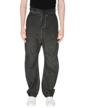 Повседневные брюки LUMEN ET UMBRA. Цвет: стальной серый