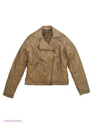 Куртка GARCIA. Цвет: бежевый