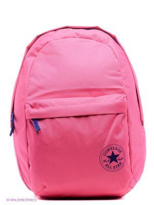 Рюкзак CTAS Backpack Converse. Цвет: розовый