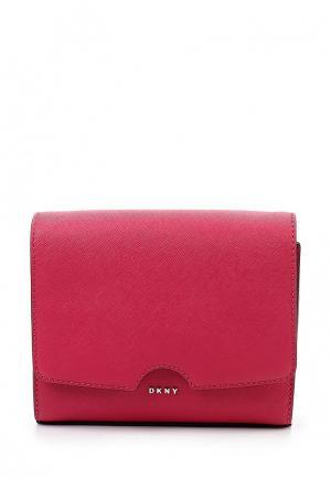 Сумка DKNY. Цвет: фуксия