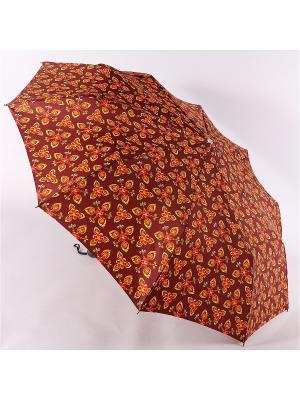 Зонт Zest. Цвет: красный, рыжий