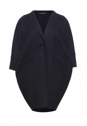 Пальто Lucky Move. Цвет: черный