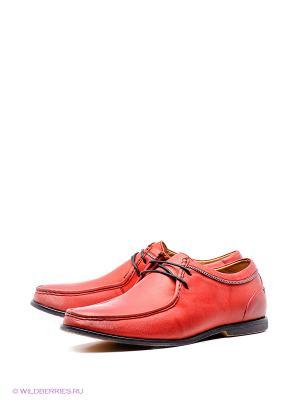 Ботинки Barcelo Biagi. Цвет: красный