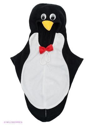 Карнавальный костюм Пингвин Волшебный мир. Цвет: черный, белый