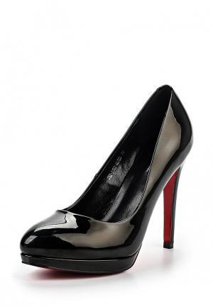 Туфли Zenden Woman. Цвет: черный