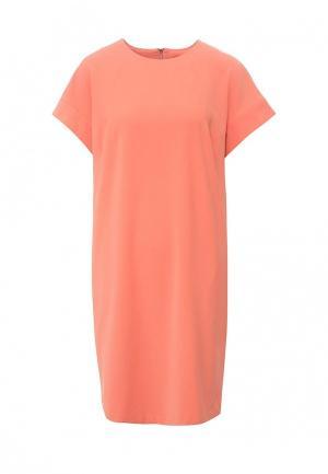 Платье Savage. Цвет: коралловый