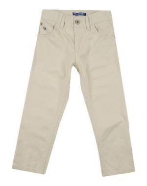 Повседневные брюки COTTON BELT. Цвет: бежевый