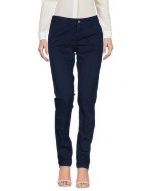 Повседневные брюки SUN 68. Цвет: темно-синий