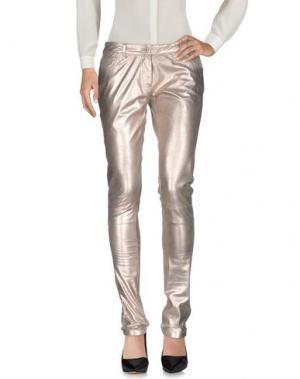 Повседневные брюки C.R.A.F.T.. Цвет: платиновый