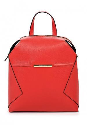 Рюкзак Braccialini. Цвет: красный