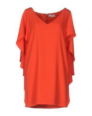 Короткое платье OPENING CEREMONY. Цвет: оранжевый