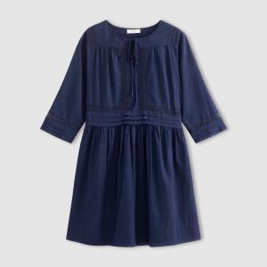 Платье COLETTE BA&SH. Цвет: синий