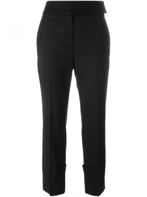 Укороченные брюки Cool Ambition Dorothee Schumacher. Цвет: чёрный