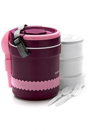 Термос 2,4 л Mayer&Boch. Цвет: фиолетовый