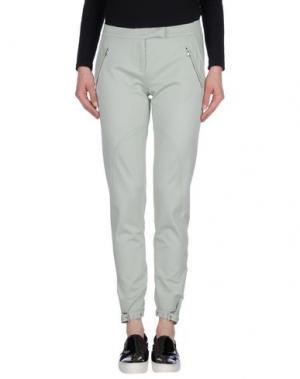 Повседневные брюки PINKO UNIQUENESS. Цвет: светло-зеленый