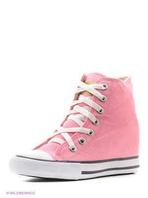 Сникеры 4U. Цвет: розовый