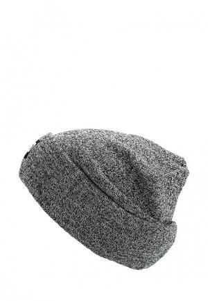 Шапка Tutu. Цвет: серый