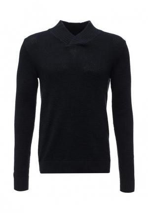 Пуловер Produkt. Цвет: синий