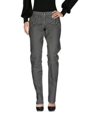 Повседневные брюки BETTY BLUE. Цвет: зеленый-милитари