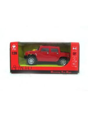 Джип S-S. Цвет: красный