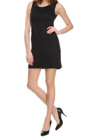 Платье Isaco & Kawa. Цвет: черный