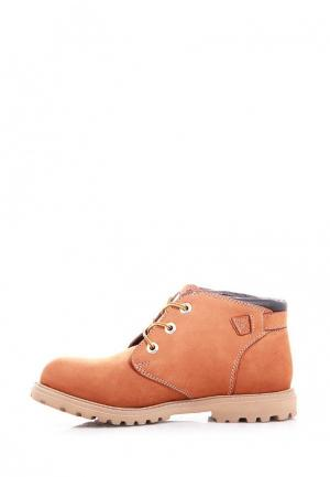 Ботинки Greyder. Цвет: оранжевый