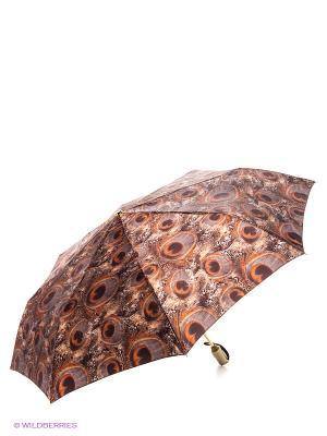 Зонт Stilla s.r.l.. Цвет: коричневый, оранжевый