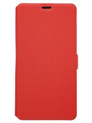 Чехол-книжка для Meizu Pro 6 Plus Prime. Цвет: красный