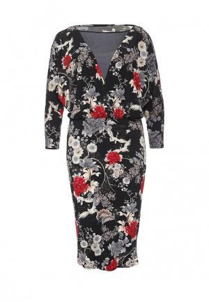 Платье Levall. Цвет: черный