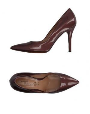 Туфли FEDERICA STELLA. Цвет: светло-коричневый
