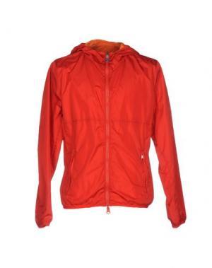 Куртка INVICTA. Цвет: красный