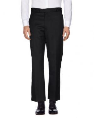 Повседневные брюки MATTHEW MILLER. Цвет: стальной серый