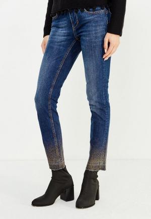 Джинсы Liu Jo Jeans. Цвет: синий