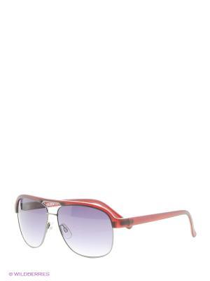 Солнцезащитные очки MS 04-030 38 Mario Rossi. Цвет: темно-красный
