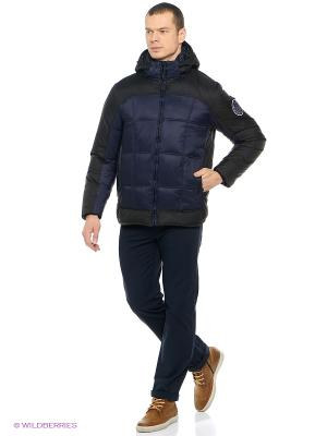 Куртка EVOLUTION. Цвет: темно-синий