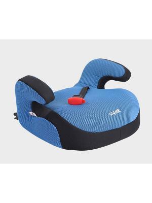 Детское автомобильное кресло БУСТЕР FIX SIGER. Цвет: синий