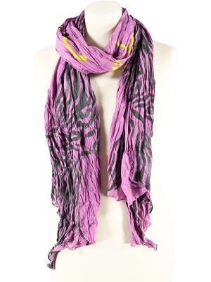 Платок Passigatti. Цвет: фиолетовый