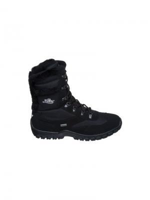Ботинки Lico. Цвет: черный, серый