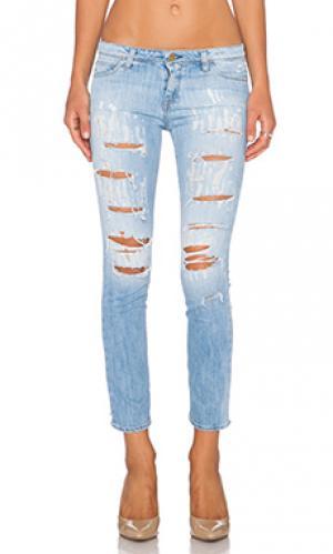 Узкие джинсы nikky Acquaverde. Цвет: none