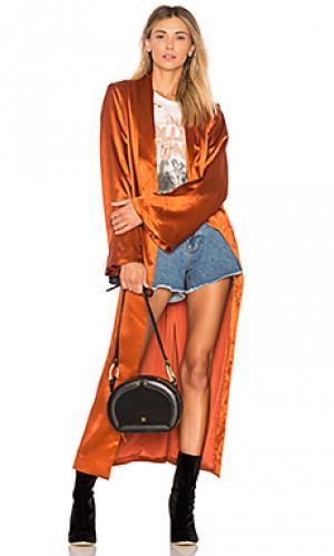Накидка lani Tularosa. Цвет: оранжевый