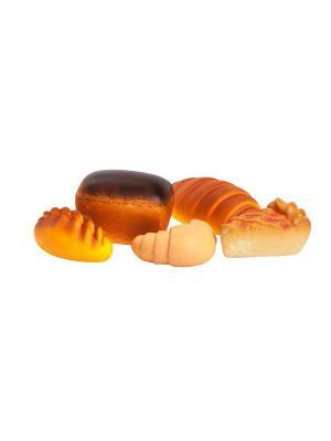 Набор хлеба Огонек. Цвет: коричневый