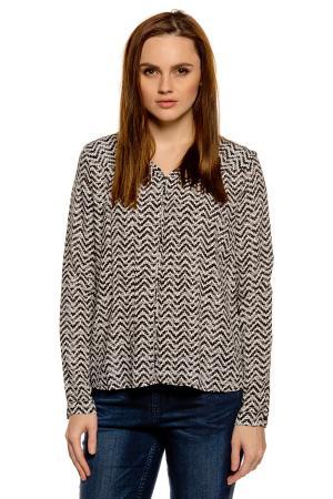 Блузка Tom Tailor 203124100752999. Цвет: черный
