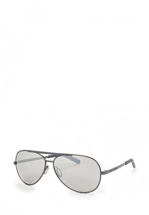 Очки солнцезащитные Dolce&Gabbana. Цвет: серебряный
