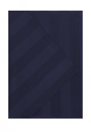 Комплект постельного белья 2-спальный Bellehome. Цвет: синий