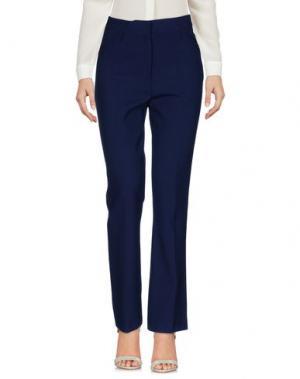 Повседневные брюки TARA JARMON. Цвет: синий