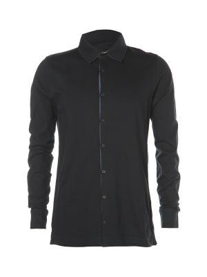 Рубашка Kangra. Цвет: синий