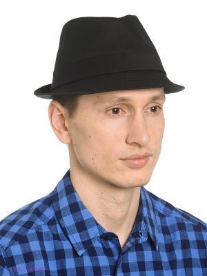 Шляпа Fred Perry. Цвет: черный