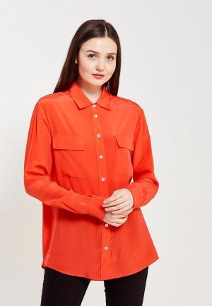 Блуза Ли-лу. Цвет: красный